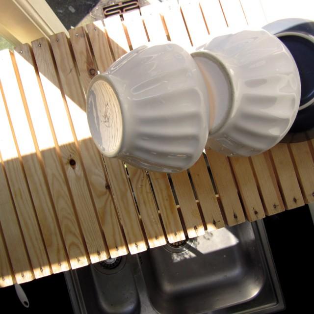 Drying Rack Detail