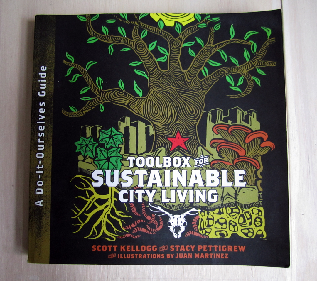 book review toolbox for sustainable city living mythological