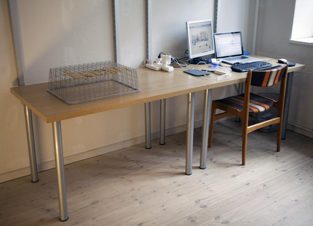 Opi Other Peoples Ikea 2 Bigger Desk Mythological