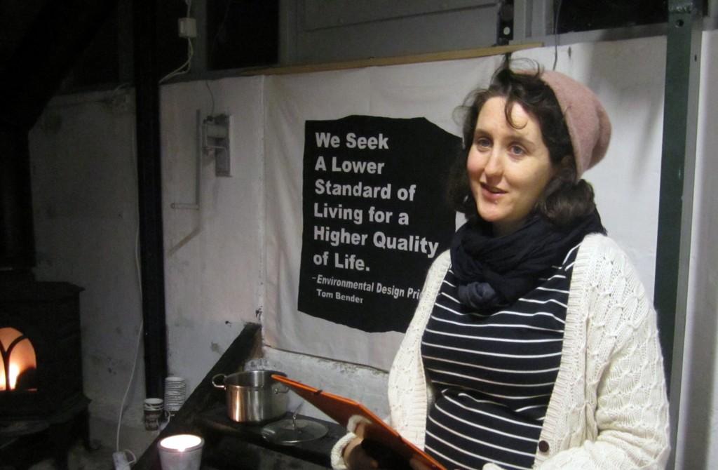 Bonnie Fortune Greenhouse Artist Talks